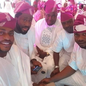 Photos From Popular Yoruba Actor, Femi Adebayo
